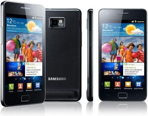 SamsungGalaxySII Preventa de Samsung Galaxy SII para Argentina