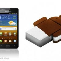 ICS Samsung Galaxy SII