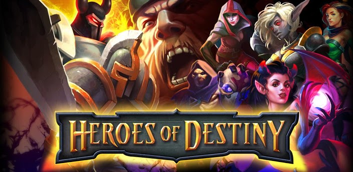 Heroes of Destiny para Android