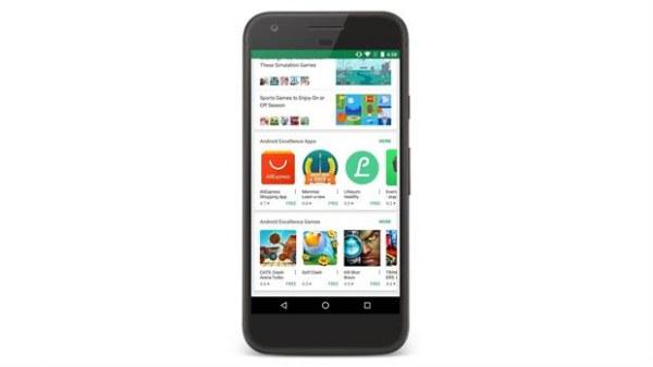 Android Excellence es la nueva sección de Google Play que te sorprenderá