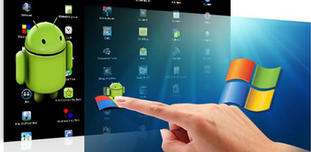 Aplicaciones Android en Pc o Mac