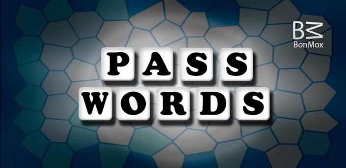 Passowrds Free