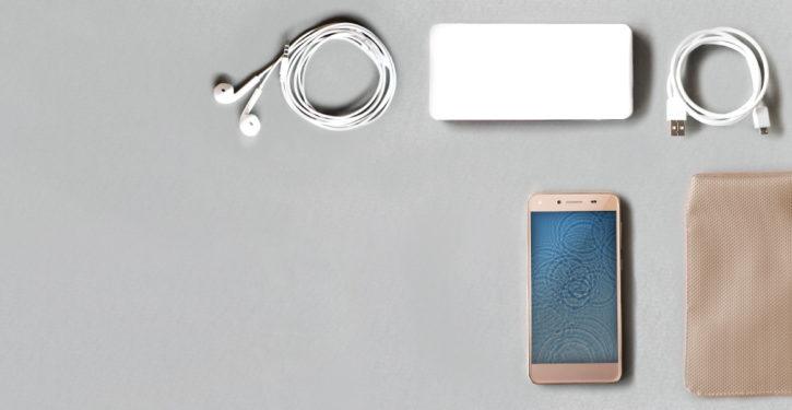 Los accesorios infaltables para acompa ar tu smartphone for Accesorios para smartphone