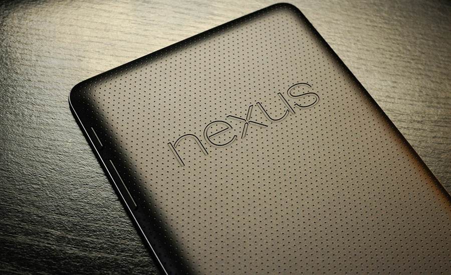 Salen datos acerca de la Tablet Nexus 8 de Google