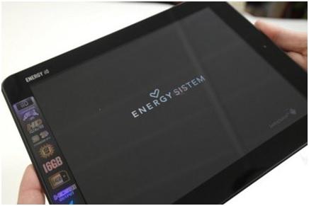 energy tablet